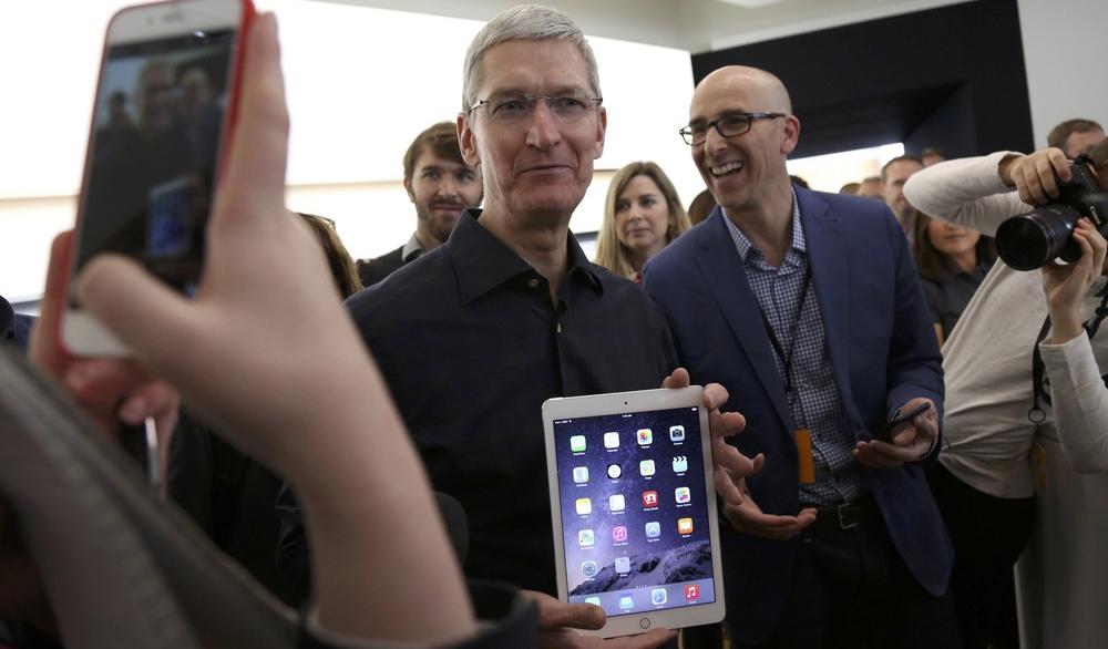 Пять продуктов, представленных на презентации Apple