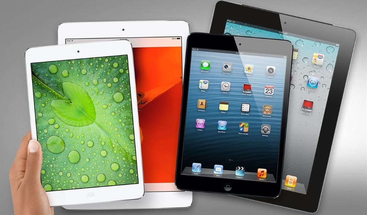 Как эволюционировали планшеты iPad
