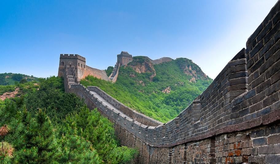 Китай - страна за информационной стеной
