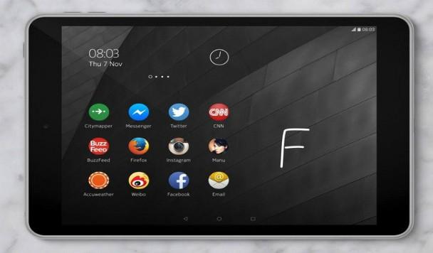Nokia представила свой первый планшет N1