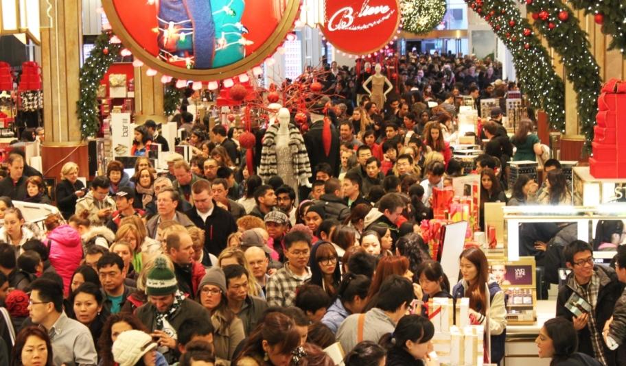 Статистика праздничных распродаж: 100 интересных фактов