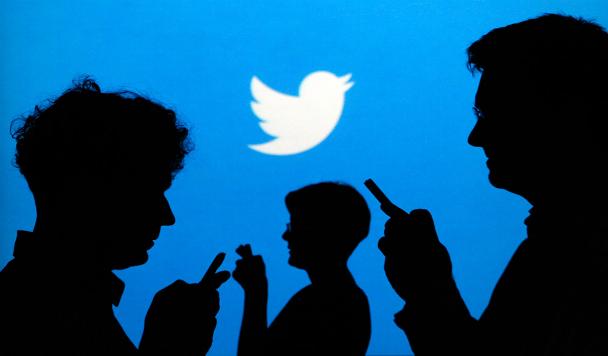 Twitter - зеркало событий Украины