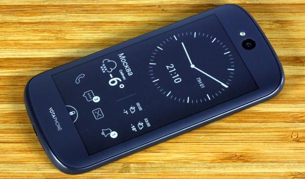 Yotaphone 2 и iPhone 6. Сопоставим несопоставимое