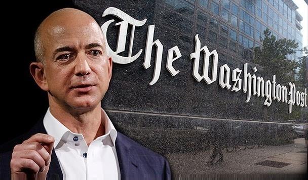Основатель Amazon Джефф Безос объяснил, зачем он купил The Washington Post