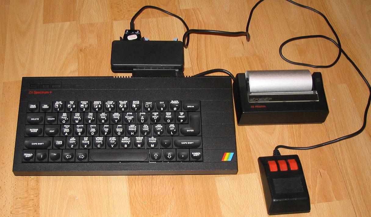 Привет из глубины веков. Sinclair возрождает ZX Spectrum