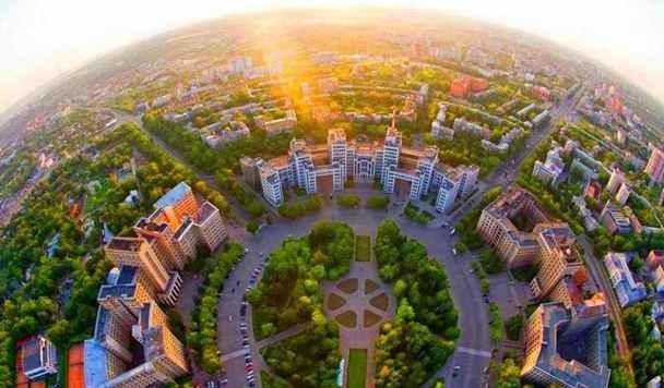 Проекты родом из Харькова
