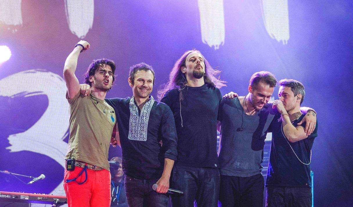 Топ-5 Pop&Rock-групп Украины и мира – лидеров Facebook