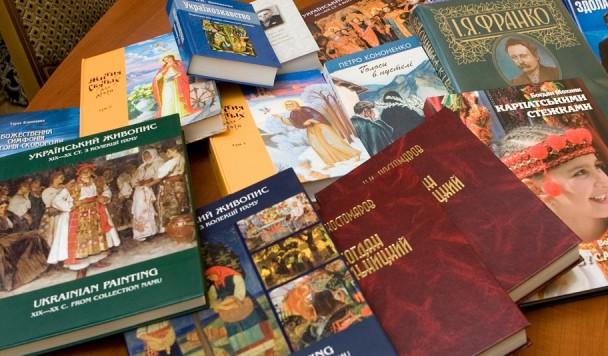 ТОП-10 украинских книг в Google Play