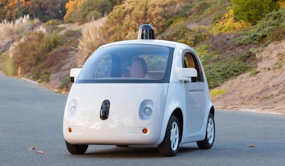 Google завершила свой автомобиль-беспилотник