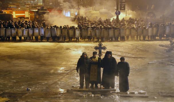 ТОП-100 фотографий 2014 года по версии «The New York Times»