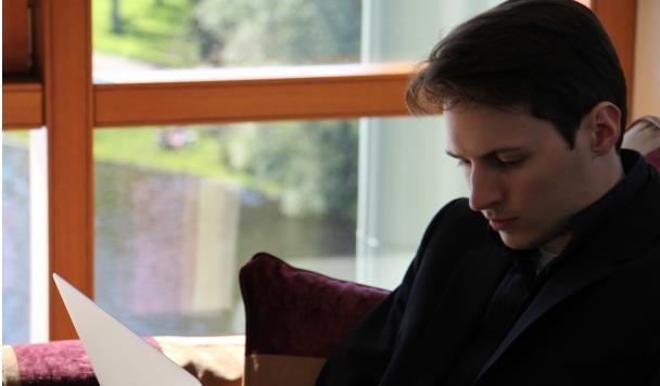 Обзор новой соцсети Павла Дурова