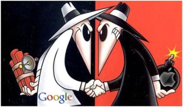 Apple и Google объединяются для урегулирования антимонопольного конфликта