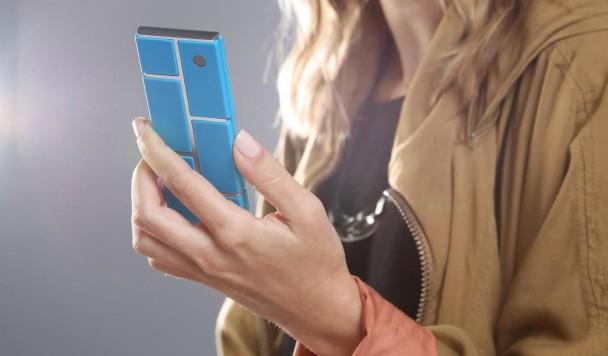 Project Ara в действии. Google показал сразу несколько модульных смартфонов