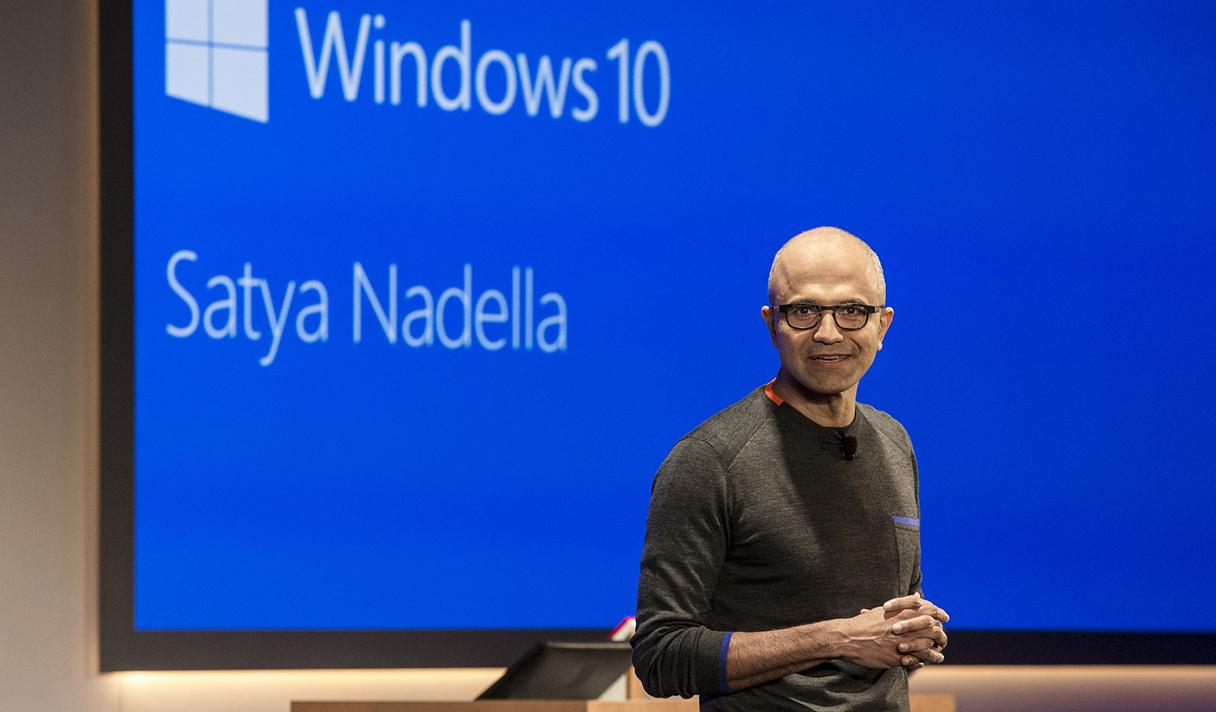 Кто съел девятку? Microsoft рассказала о возможностях Windows 10