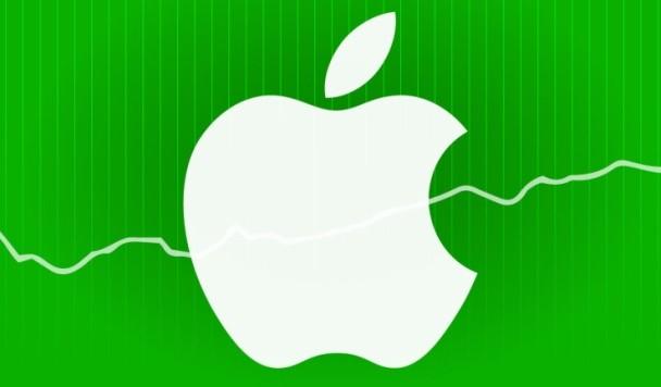 Apple продемонстрировала рекордные показатели дохода