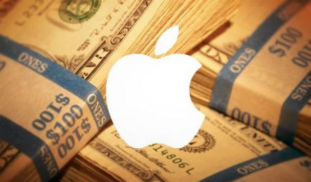 Компания Apple установила исторический рекорд по ценам на акции