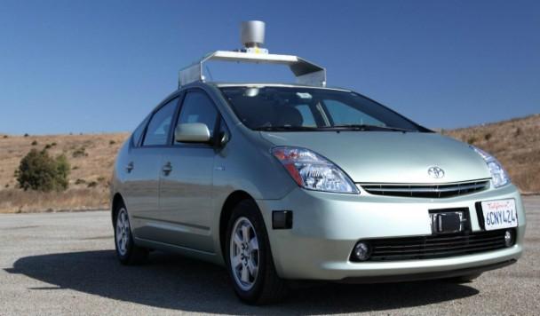 Google возьмется за автомобили