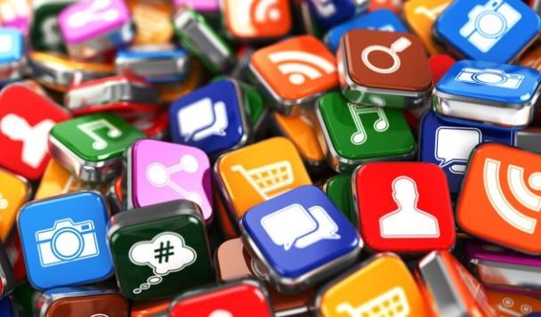 80% времени онлайн пользователи тратят всего на пять приложений