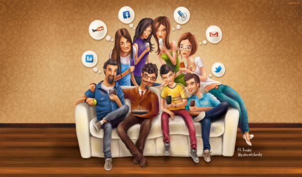 7 главных демографичесиких трендов соцсетей