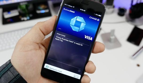 Apple Pay на службе государства