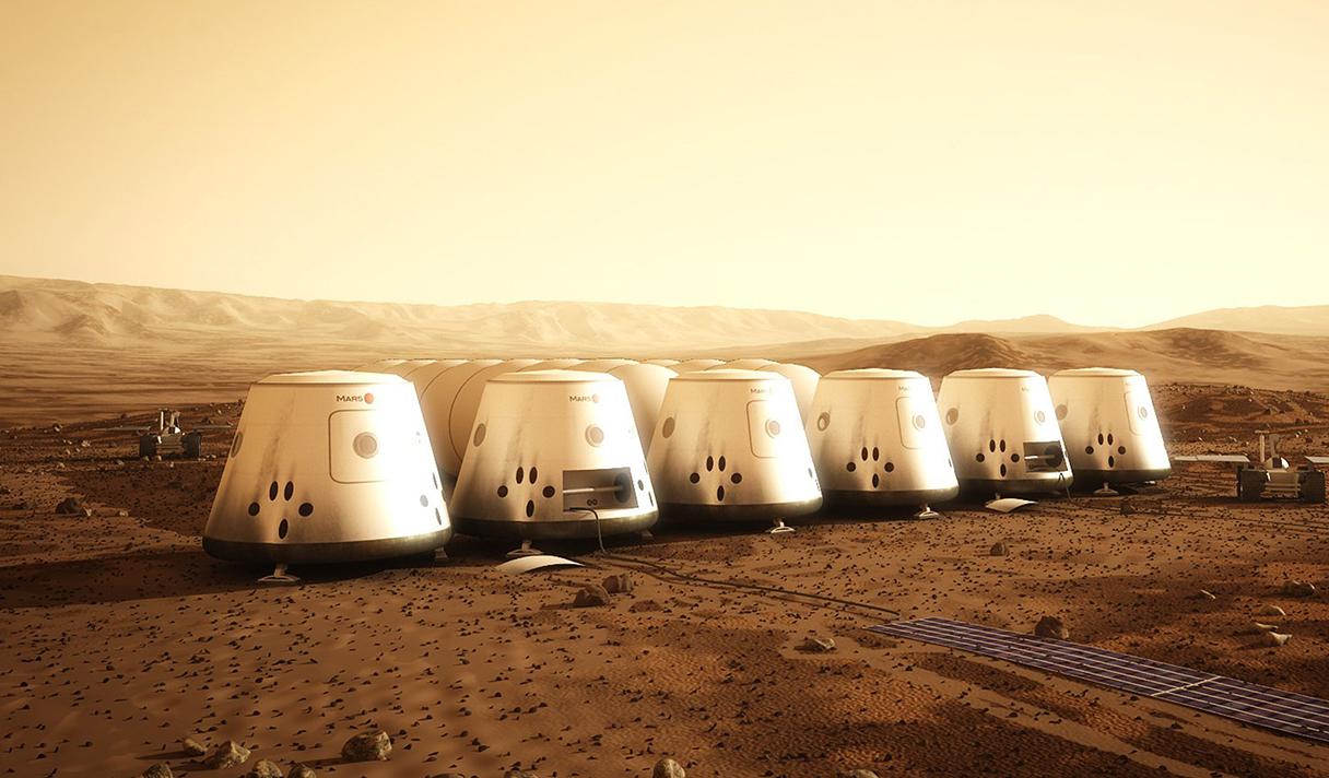 Космические планы человечества. Летим на Марс!