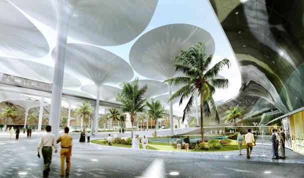 Города будущего: зелень и электротранспорт