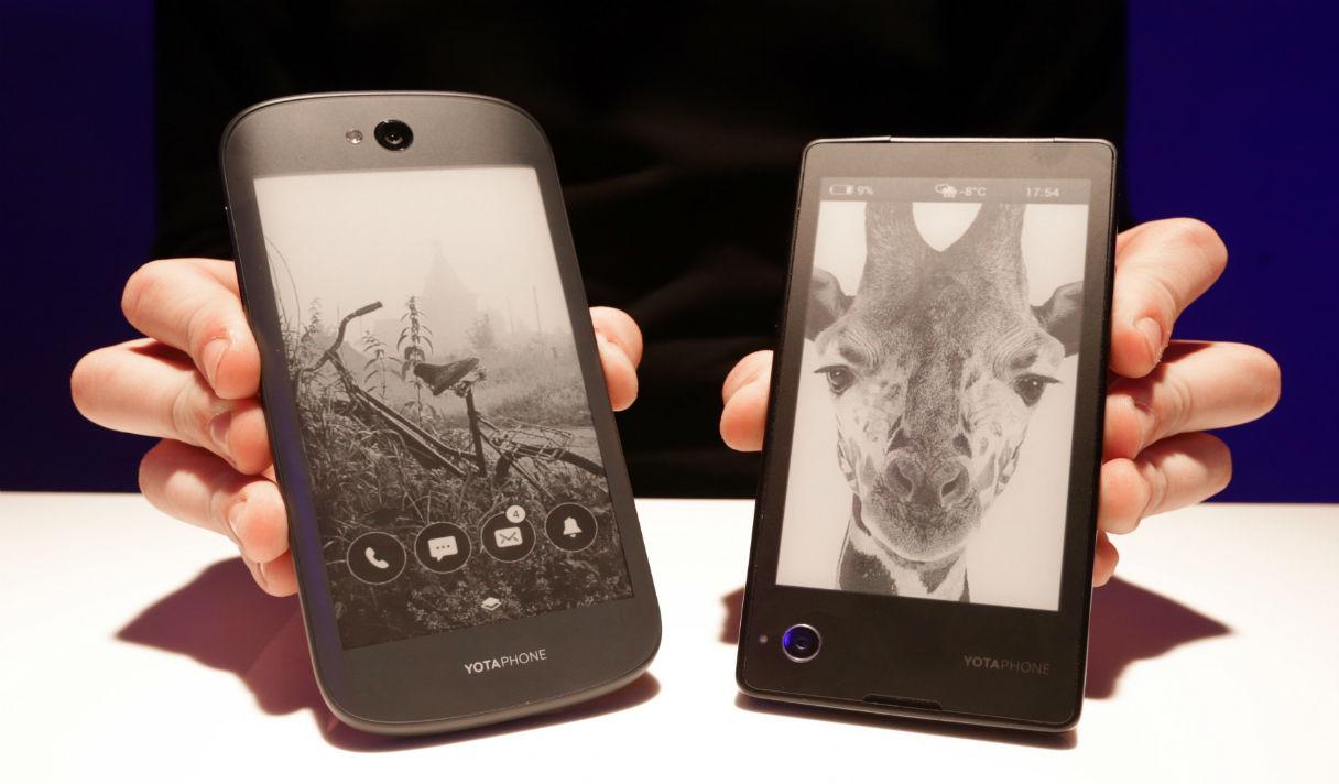 YotaPhone: стоит ли русским гордиться своим смартфоном