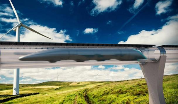Транспортные перспективы: вакуумные поезда вместо традиционных железных дорог