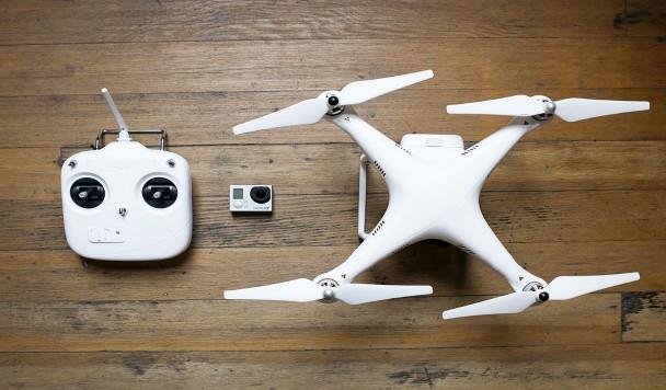 США проигрывает гонку за дронов?