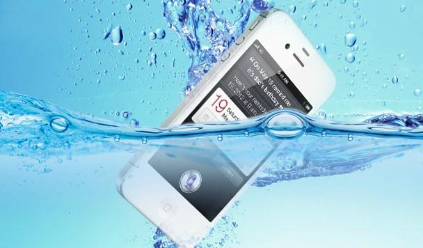 iPhone станет водонепроницаемым
