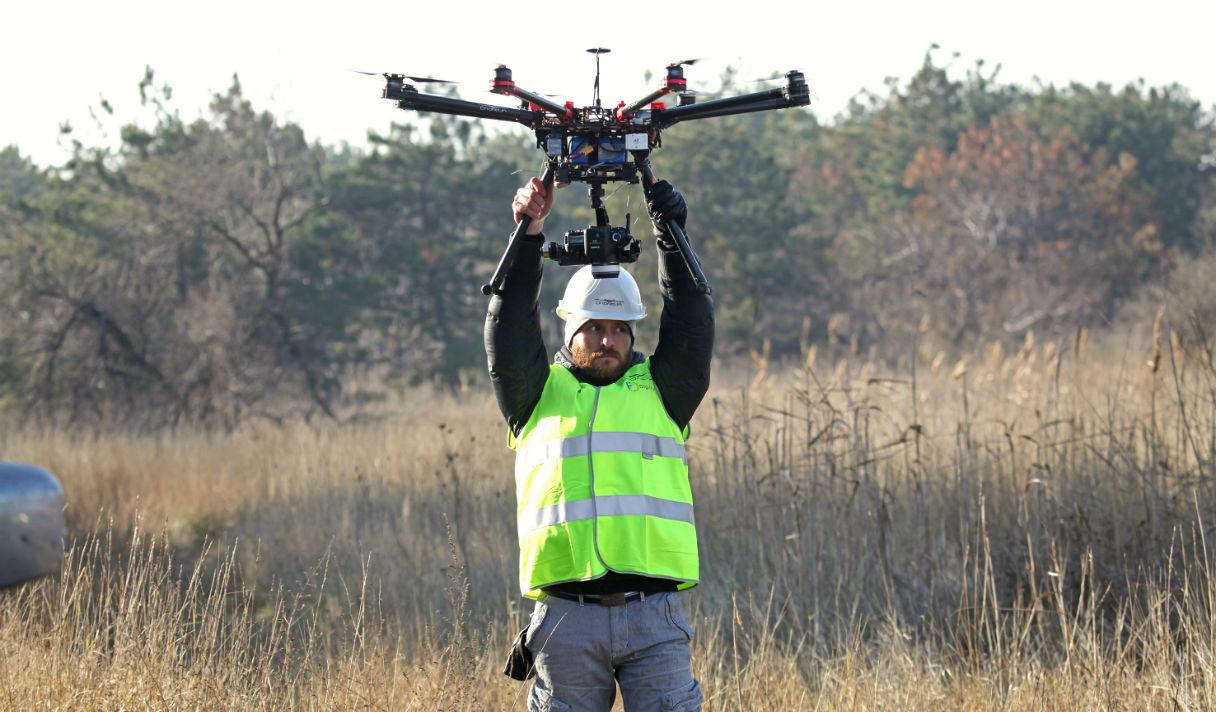 Воздушный дозор. Стартап Drone.ua следит за аграриями