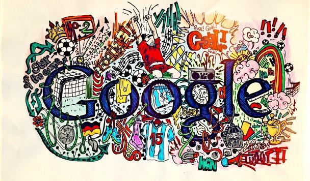 Научные дудлы Google