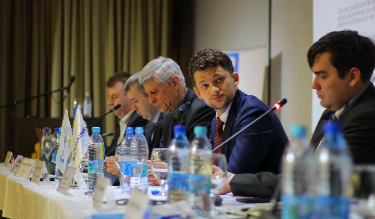 Топ-менеджеры IT-компаний собрались на форуме IT Spring в Днепропетровске