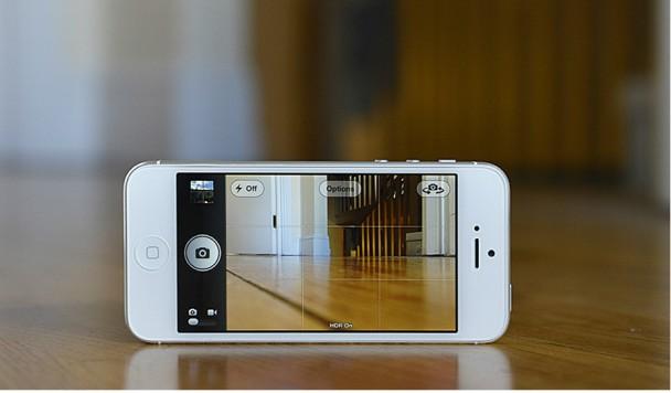 Apple патентует новую камеру для  iPhone