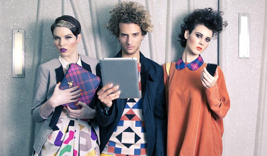Люксовые бренды уходят в онлайн