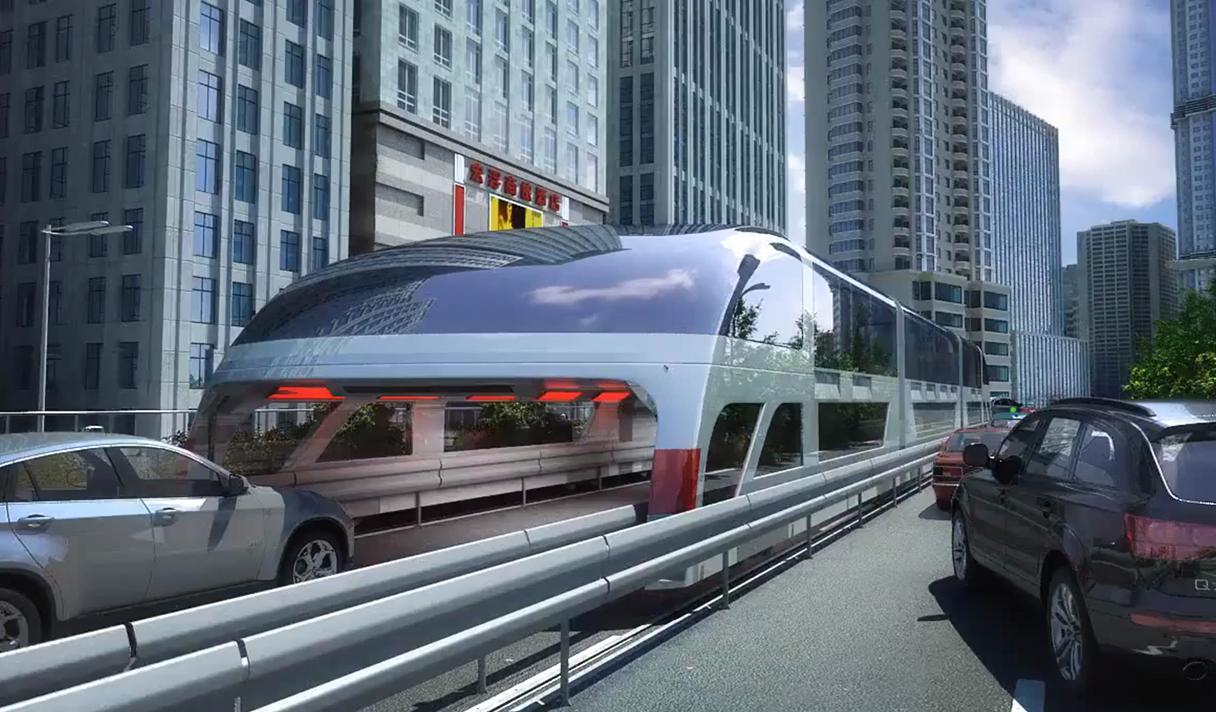 С ветерком: общественный транспорт будущего