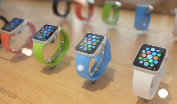 Cегодня стартовали продажи долгожданных Apple Watch