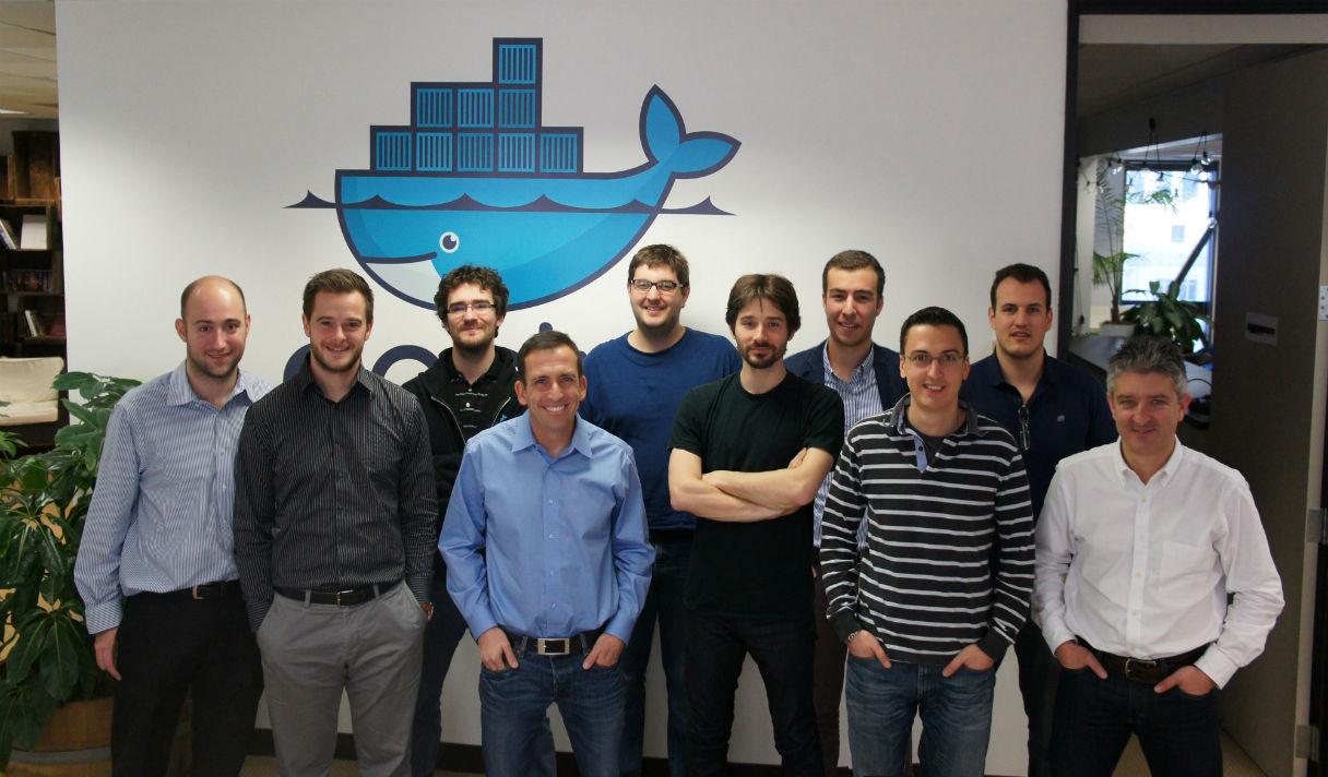 Сервис Docker получил $95 млн