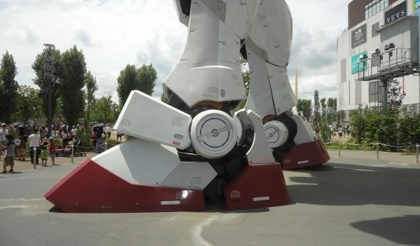 Как заставить робота ходить?