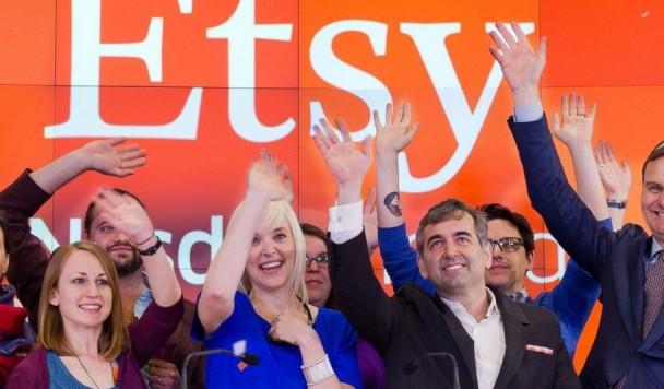 Хенд-мейд на $3,5 млрд: результаты IPO стартапа Etsy
