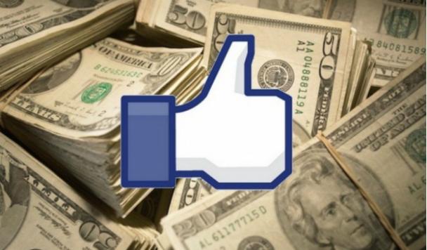 Прибыль Facebook снизилась на 20%