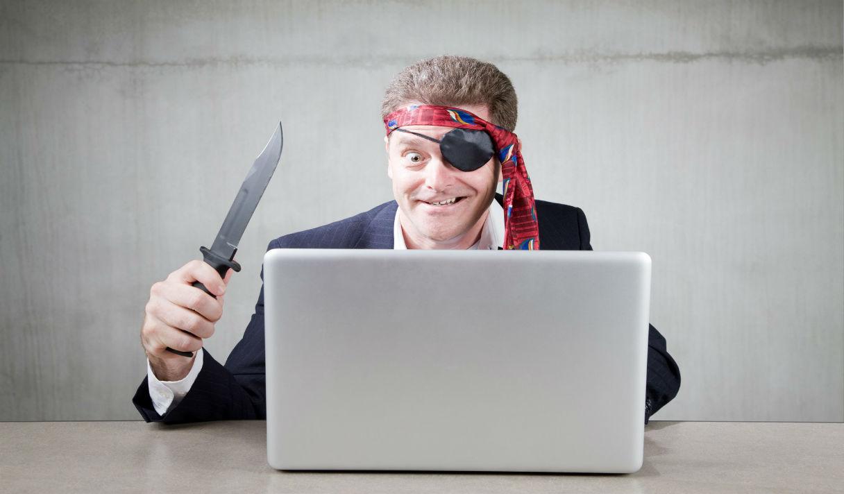 Как борются с пиратством в разных странах мира