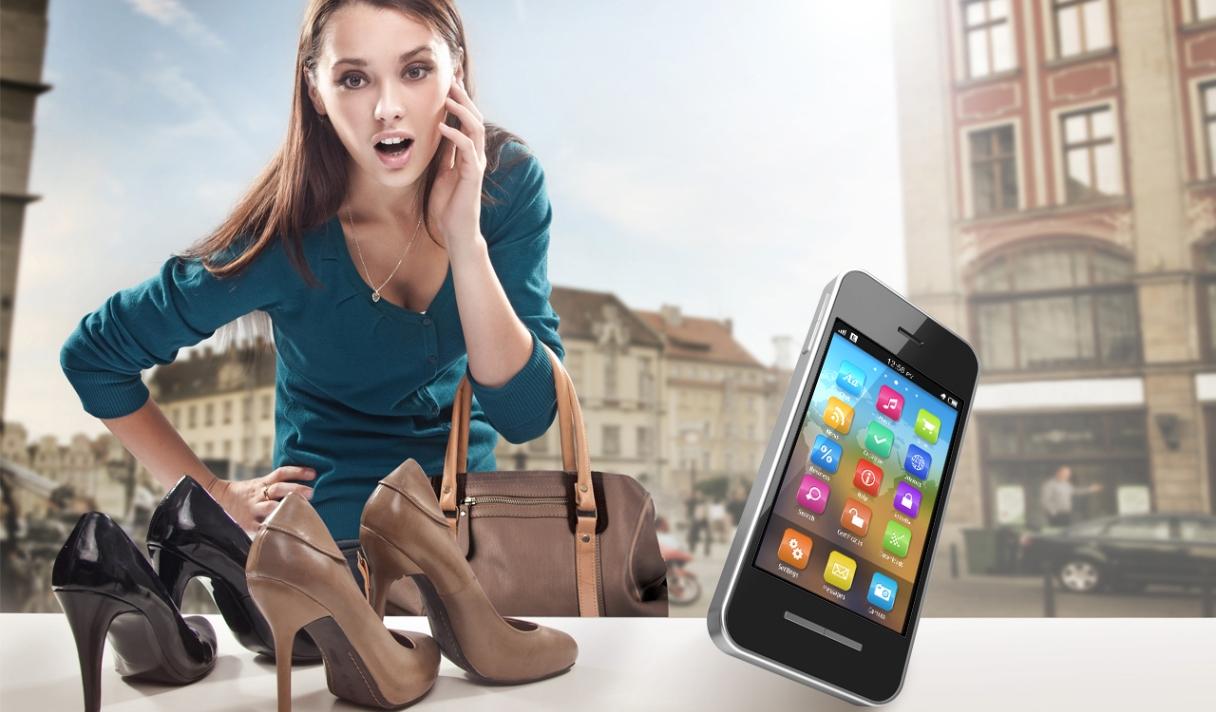 35% европейских потребителей покупают одежду со смартфонов и планшетов