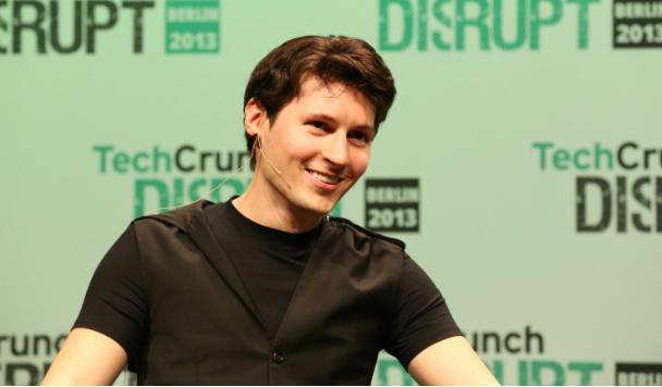 Мессенджер Павла Дурова Telegram нарастил количество пользователей