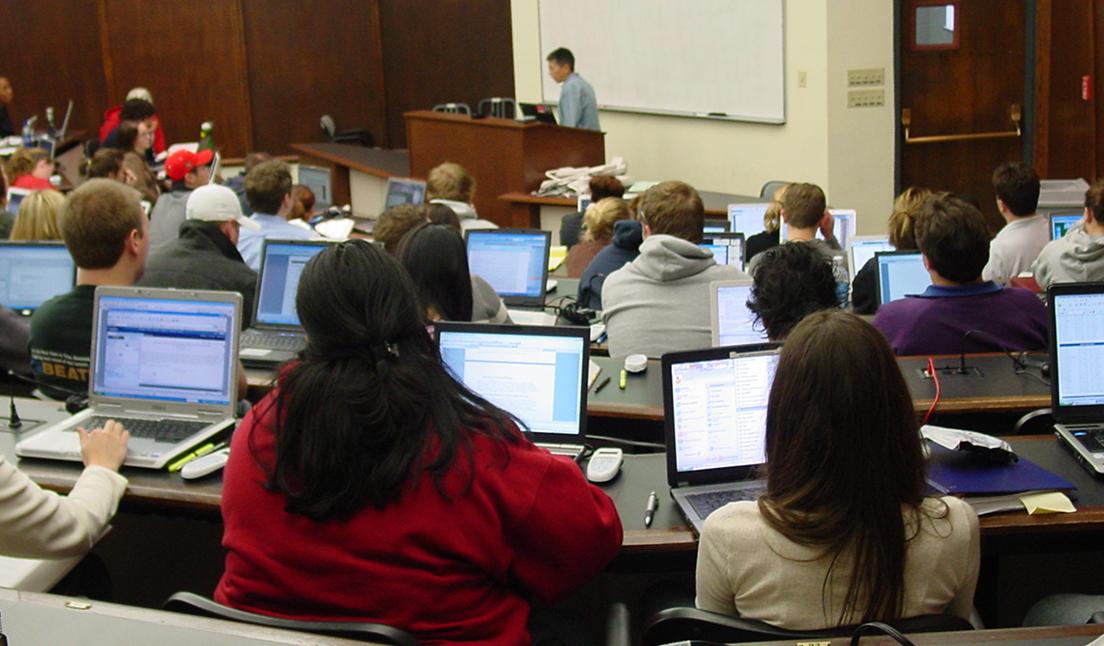 Как мобильные устройства меняют образование