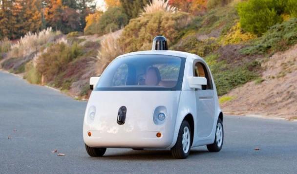 Почему Google не делает революцию в автомобилях