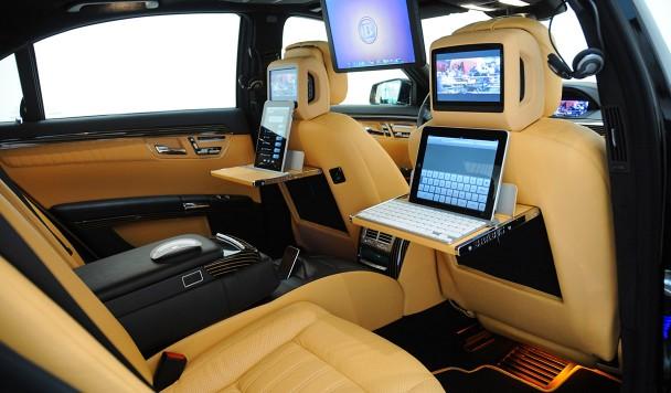 Как IT меняет автомобили
