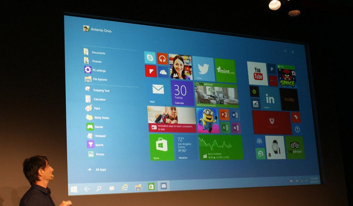 Семь версий «десятки»: что нового у Microsoft
