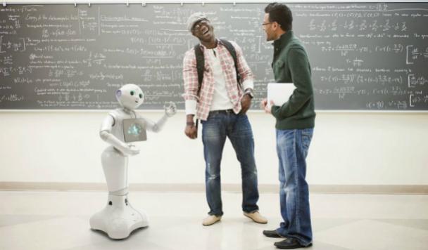 Alibaba и Foxconn инвестировали по $118 млн в эмоционального робота