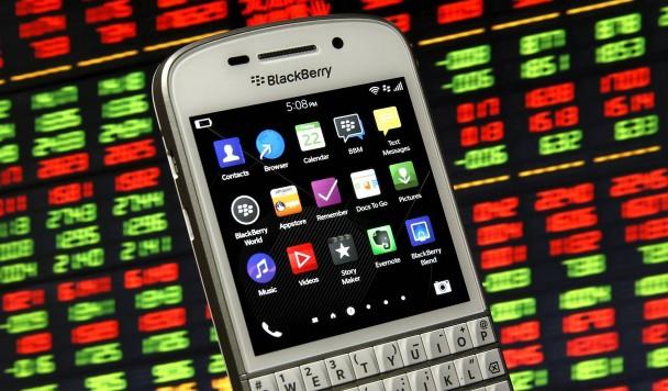 BlackBerry не оправдал ожиданий